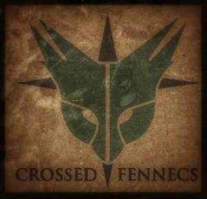 Crossed-fennecs